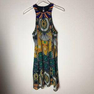 Kas New York Anthropologie Beaded Dress